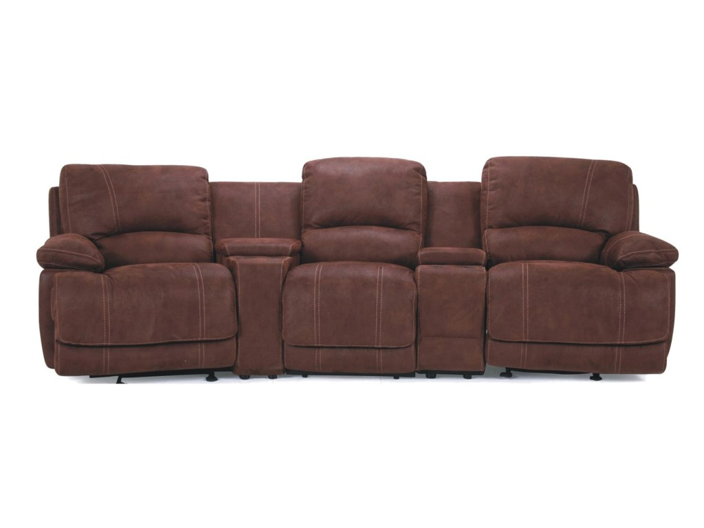 Cheers Sofa UXW8861MLeather Theater Seating