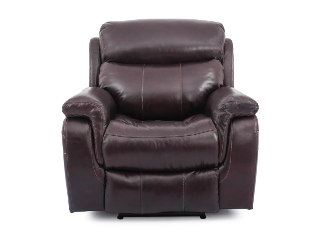 Cheers Prestige LeatherPower Recliner with Power Headrest