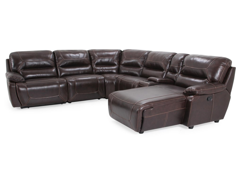 Home Living Room Furniture Reclining Sectional Sofa Cheers Rxw9160m Rxw9160mreclining