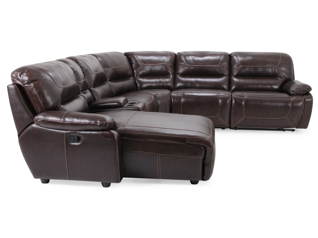 Cheers Sofa RXW9160MReclining Sectional