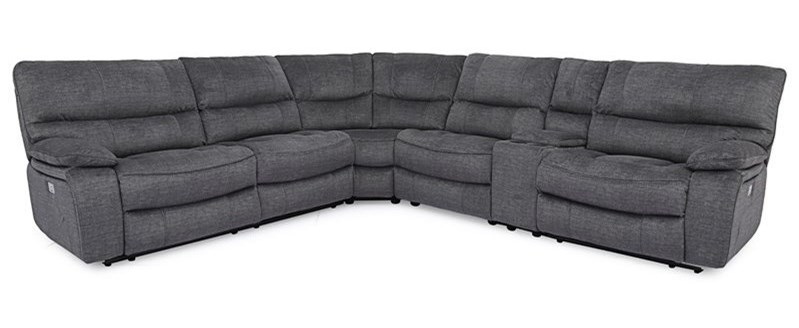 Cheers Sofa 97066 Piece Power Reclining Sectional