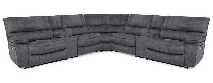 Cheers Sofa 97067 Piece Power Reclining Sectional