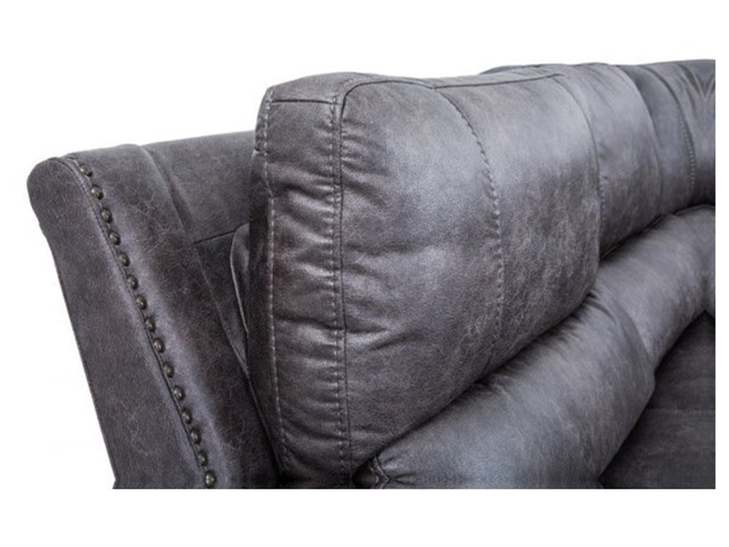 Cheers 9919HMPower Reclining Sectional
