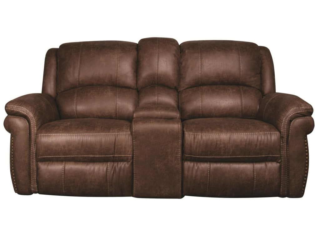 Morris Home BeauBeau 3-Piece Reclining Loveseat