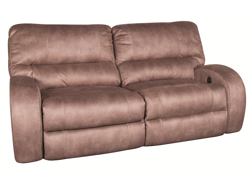 Morris Home CaidenCaiden Power Reclining Sofa