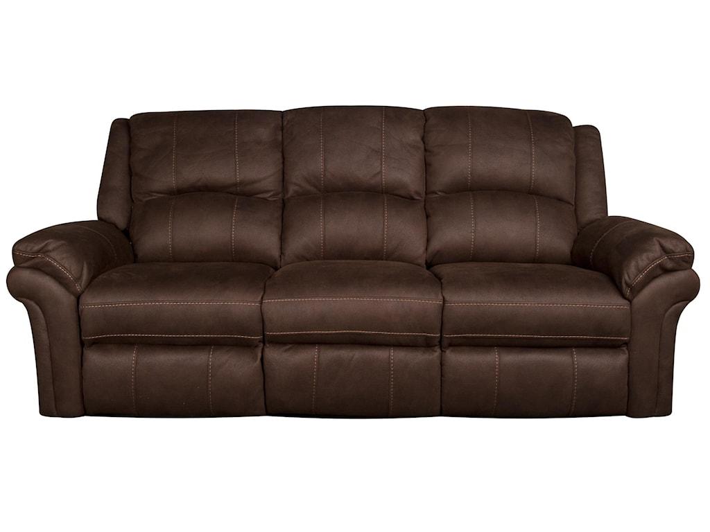 Morris Home GaryGary Reclining Sofa