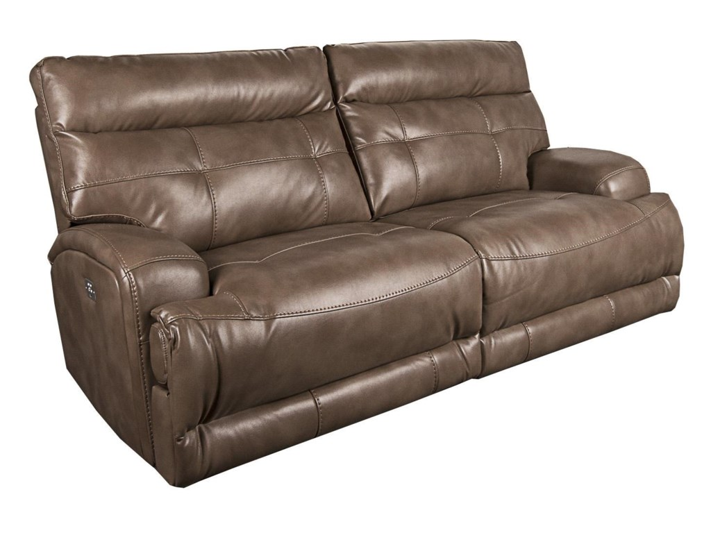 Morris Home LeraLera Modern Power Reclining Sofa