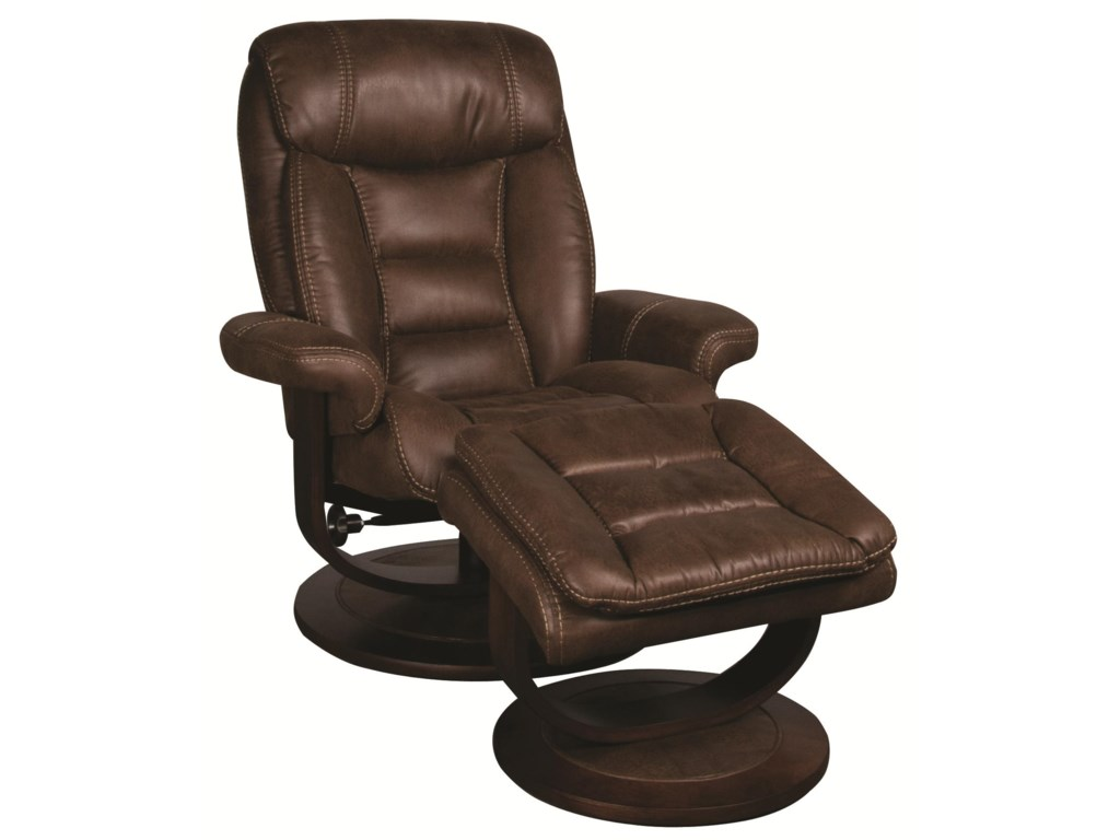 manuel manuel swivel recliner with ottoman morris home reclining