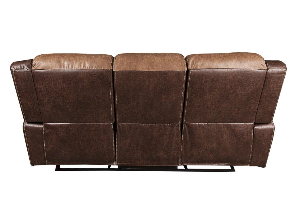 Morris Home MontrellMontrell Reclining Sofa
