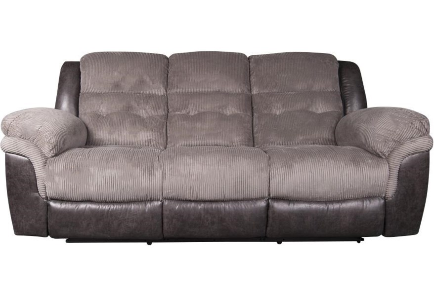 Montrell Traditional Reclining Sofa
