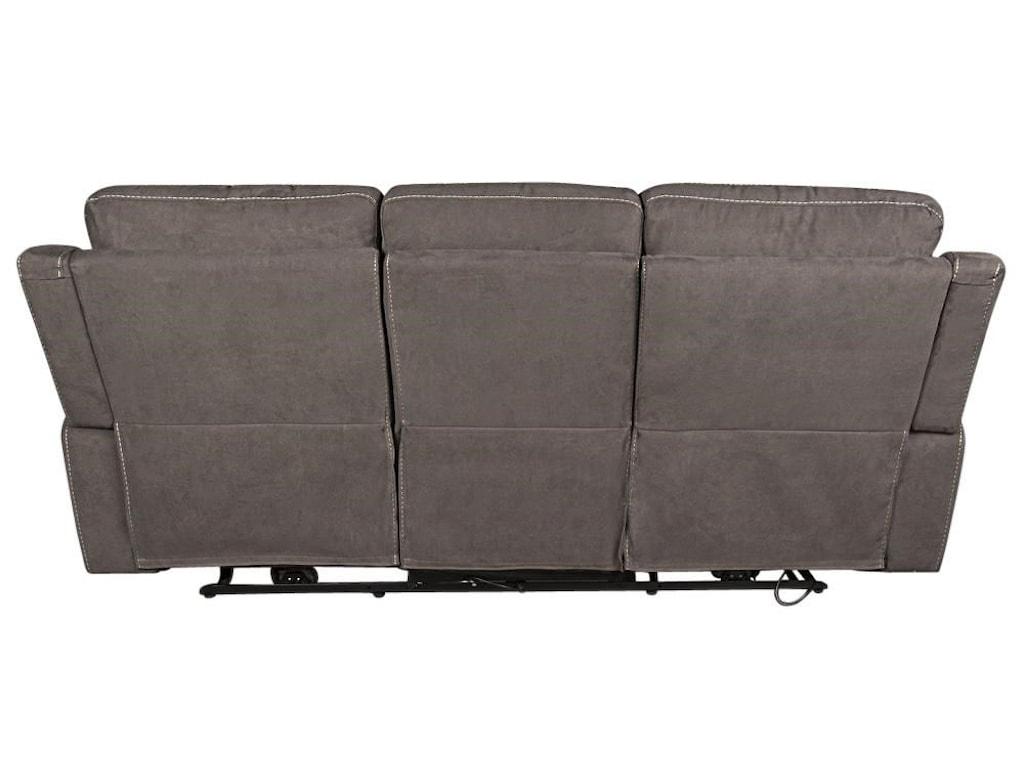 Morris Home PrattPratt Power Sofa