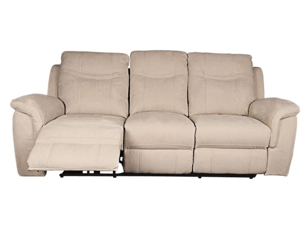 Morris Home PrattPratt Power Sofa