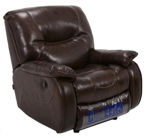 Modern Cheers Sofa Recliners Contemporary Recliner with Pillows & Curved Front Amazing - Beautiful leather sofa recliners