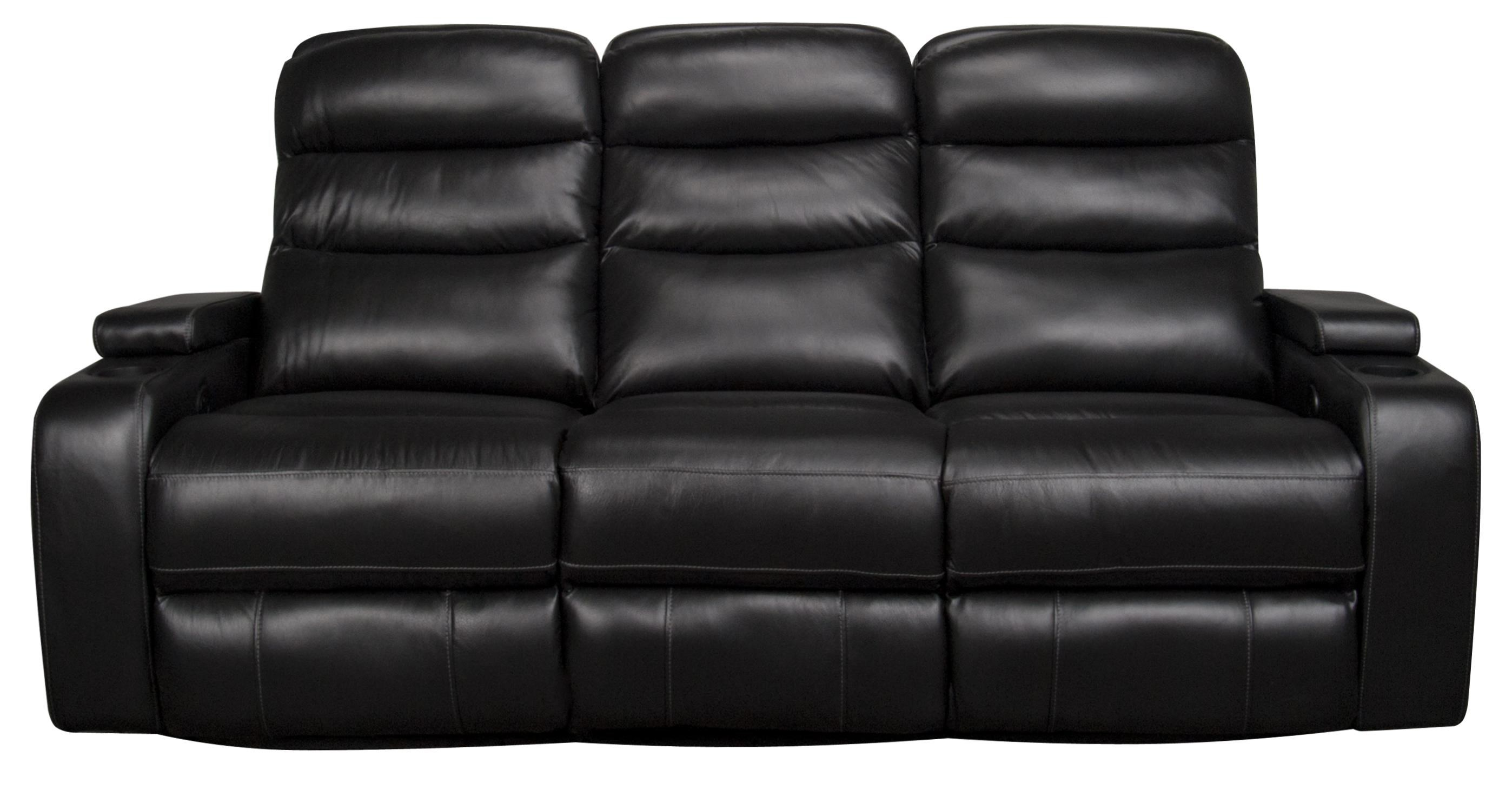 Robert Dual Power Leather-Match* Reclining Sofa - Morris Home - Reclining Sofas  sc 1 st  Morris Furniture : power leather recliner sofa - islam-shia.org