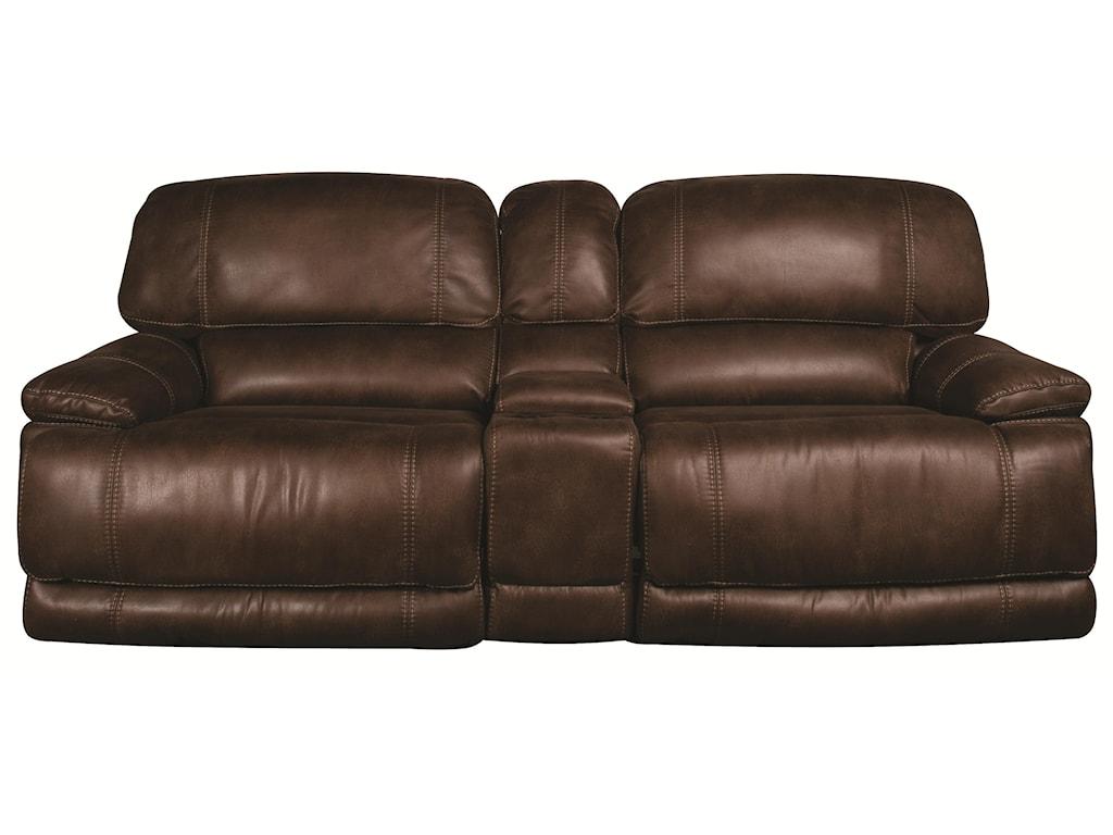 Morris Home SandraSandra Sectional Power Sofa