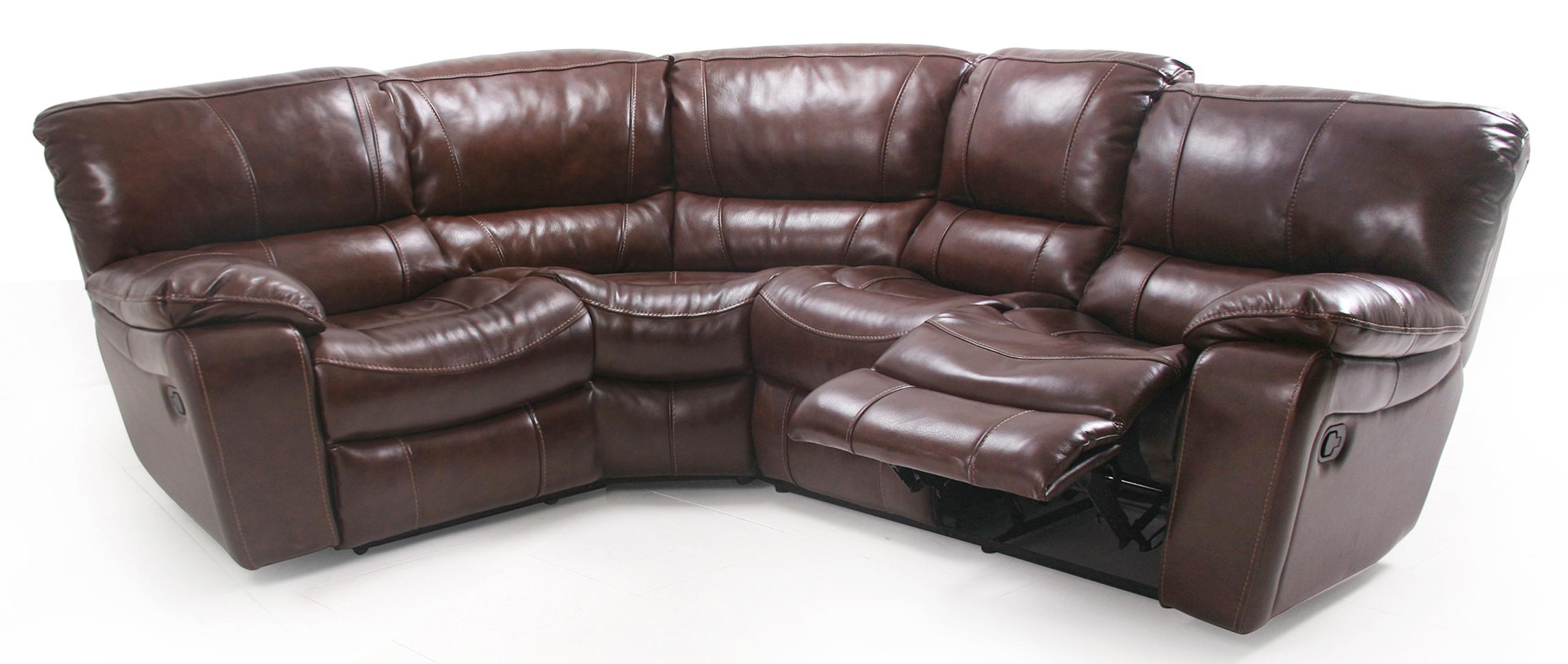 Cheers Sofa UX8625M 4 Seater Reclining Sectional Sofa