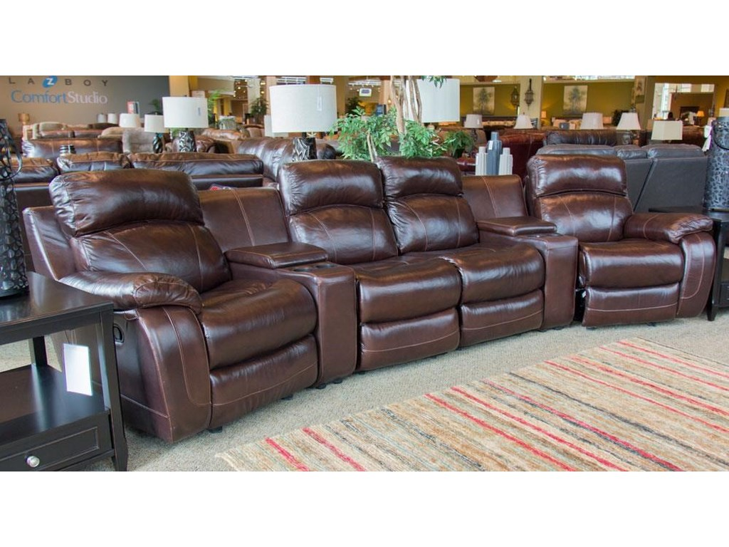 Cheers Sofa Luke Chee Grp U881 4seat Theater Luke Leather 4 Seat