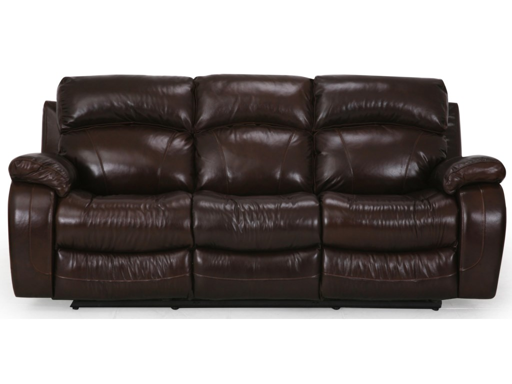 Cheers Sofa Lukeluke Dual Reclining Leather