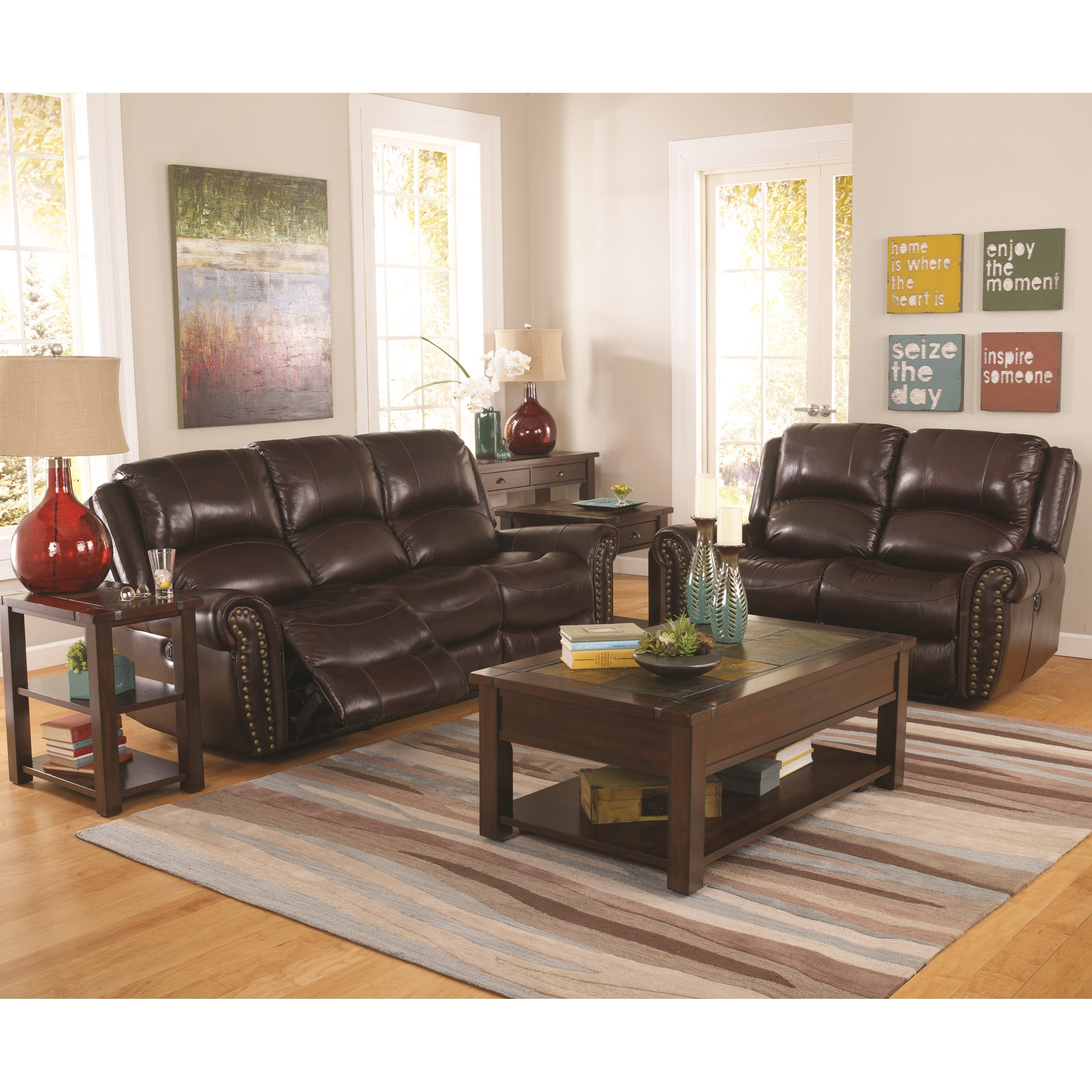 UXW9888M Power Reclining Sofa With Nailhead By Cheers Sofa Part 87