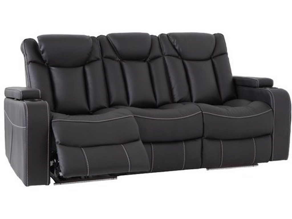 Cheers Sofa X5560 84 Power Dual Reclining Sofa With Power Headrests