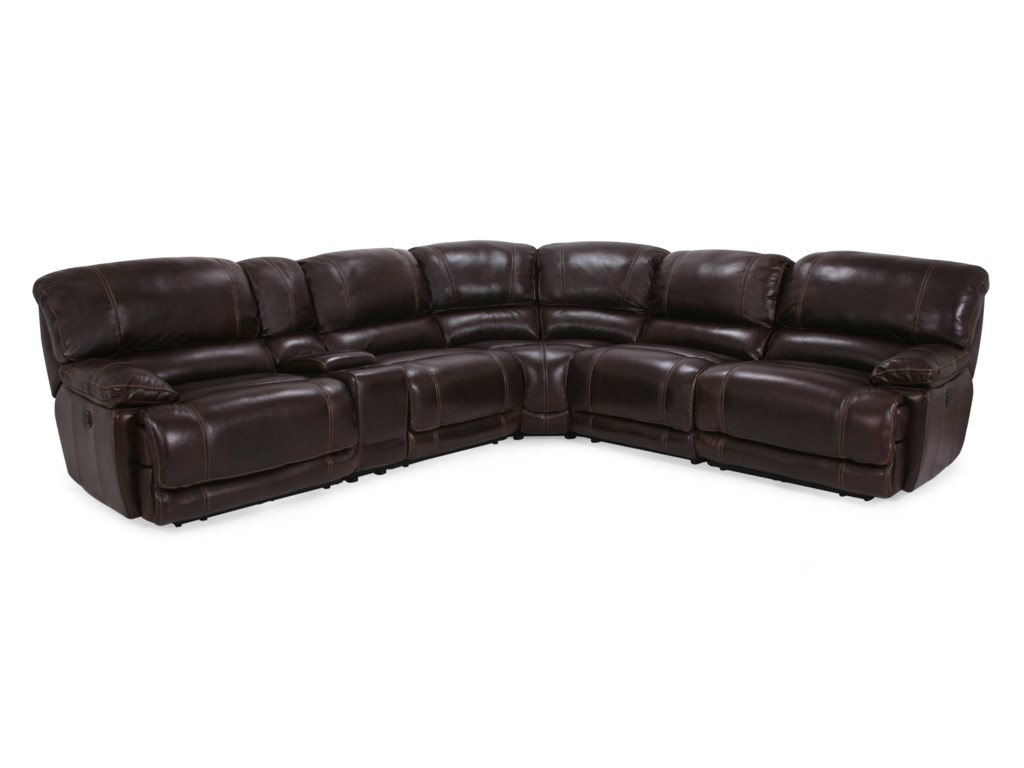 X8698M Casual Reclining Sectional Sofa by Cheers at Conlin\'s Furniture