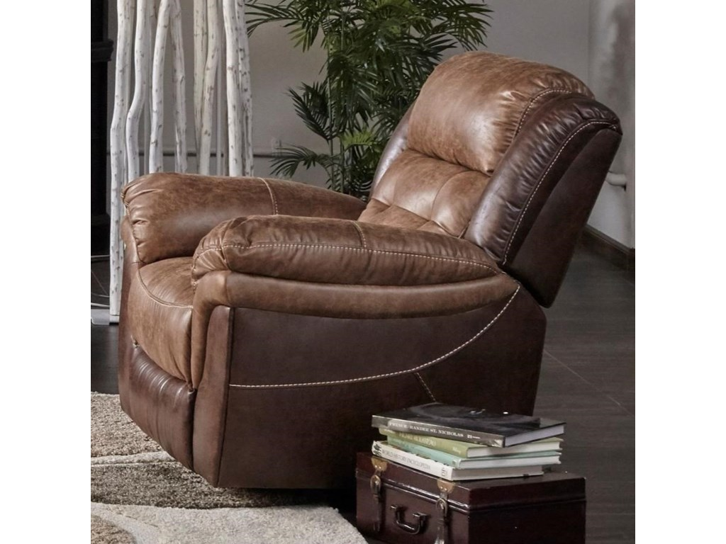 Cheers Sofa XW5156MGlider Recliner