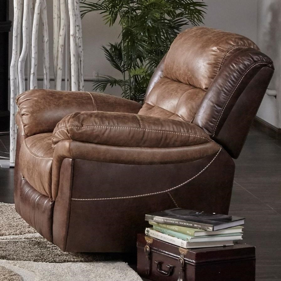 Recliners by Cheers Sofa. Glider Recliner with Pillow Arms  sc 1 st  Conlinu0027s Furniture & Cheers Sofa - Conlinu0027s Furniture - Montana North Dakota South ... islam-shia.org