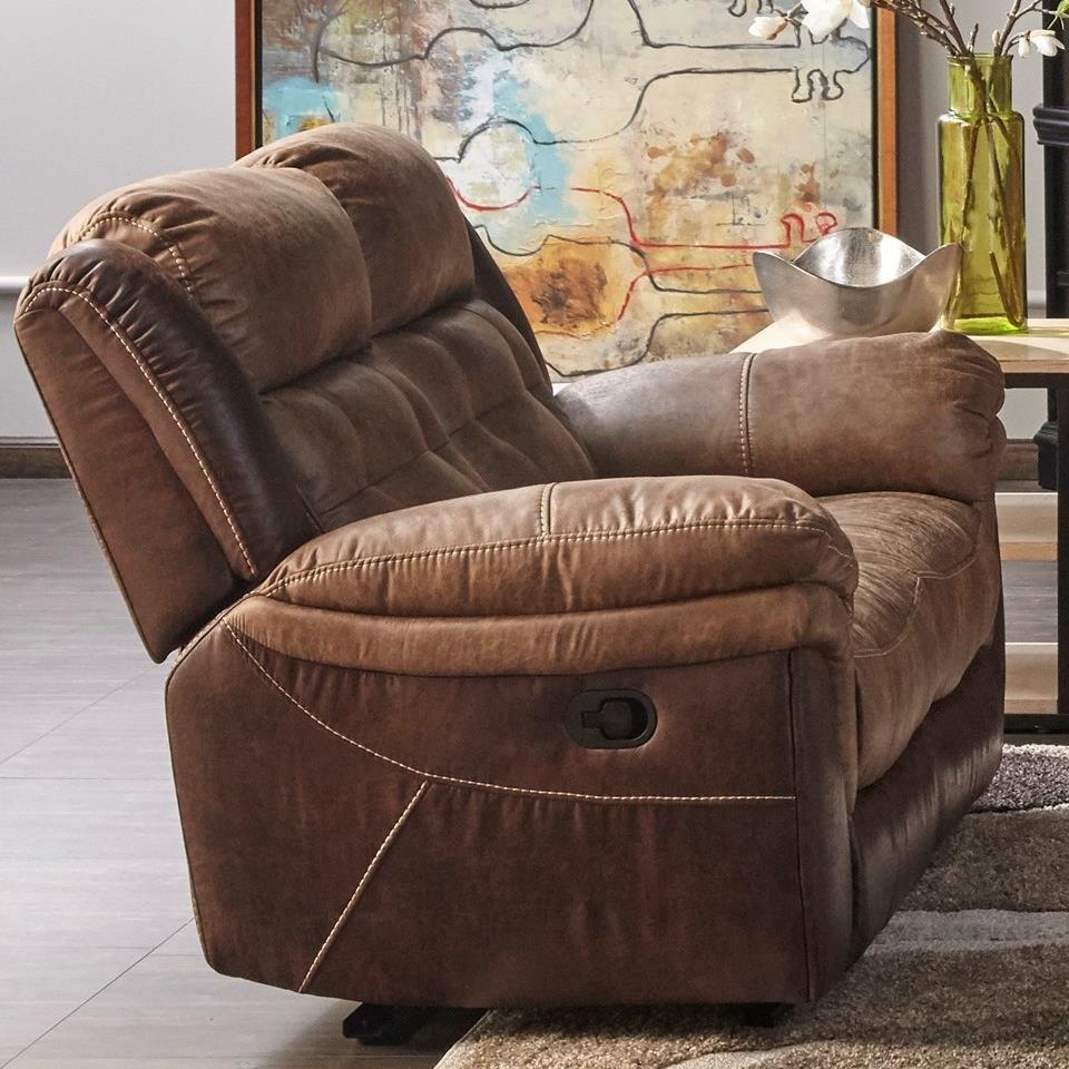 Cheers Sofa XW5156M Dual Manual Motion Loveseat   Conlinu0027s Furniture    Reclining Love Seats Part 46