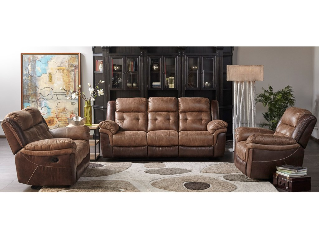 Cheers XW5156MMotion Loveseat