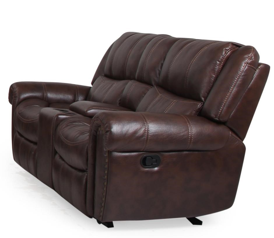 Picture of: Cheers Sofa Xw9507m Casual Reclining Love Seat With Middle Console Conlin S Furniture Reclining Love Seats