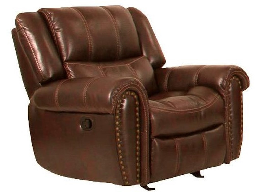Cheers Sofa WestonElkridge Glider Recliner