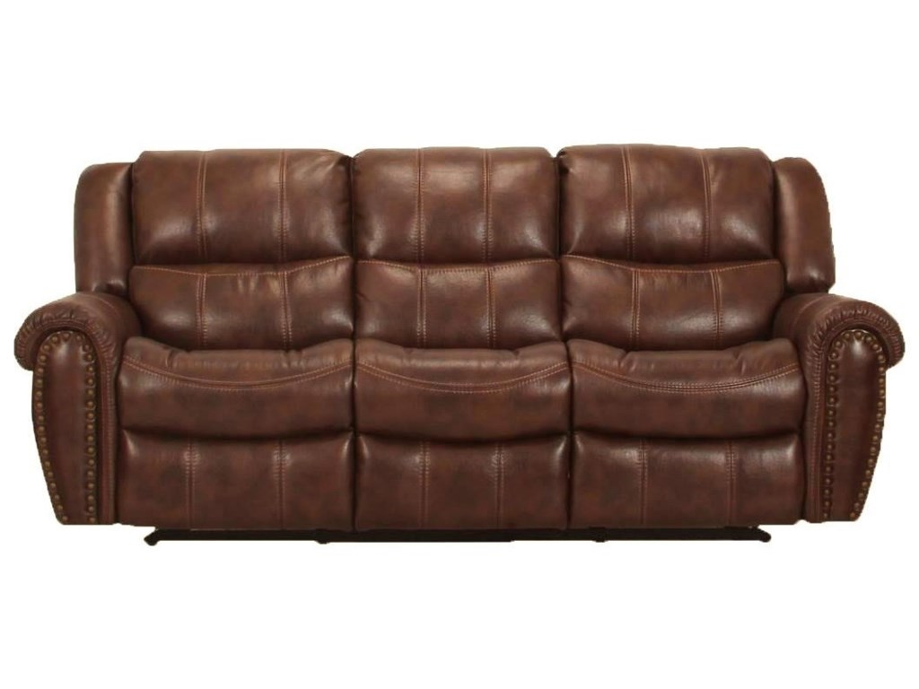 Cheers Sofa WestonElkridge Dual Reclining Sofa