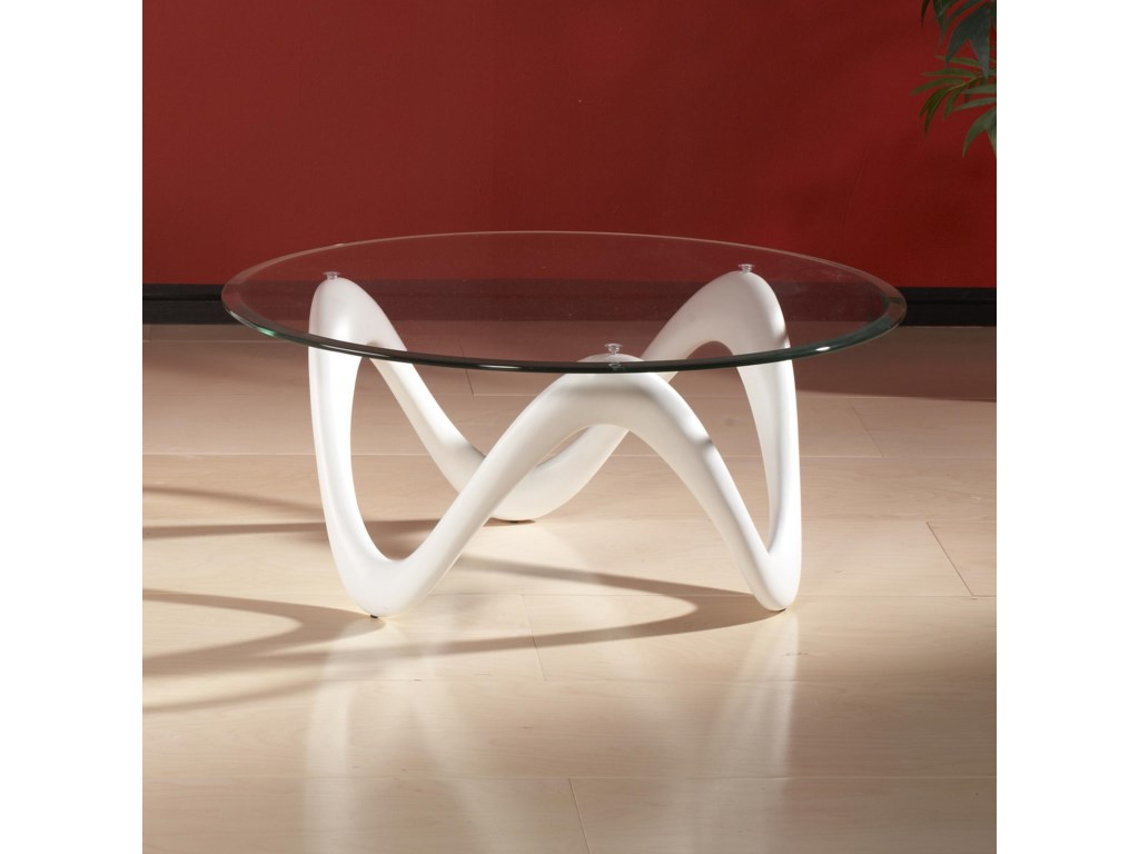 Chintaly Imports 1147Cocktail Table