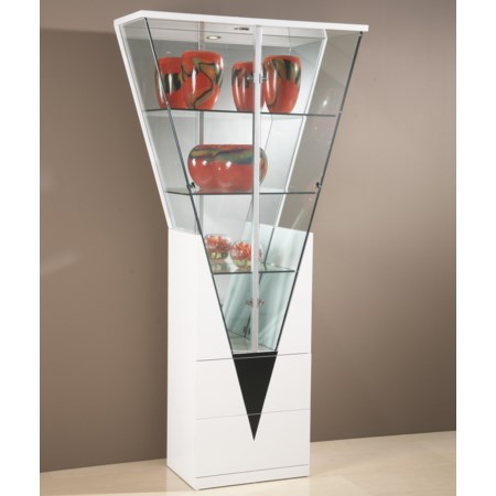 Triangle Shaped Curio