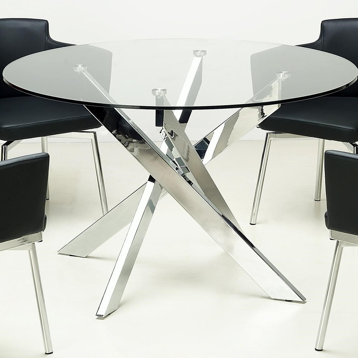 Chintaly Imports DustyRound Dining Table ...