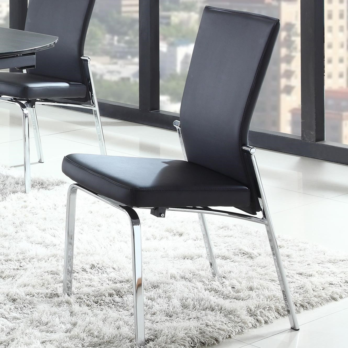 Exceptionnel Chintaly Imports GraceMolly Motion Back Side Chair ...