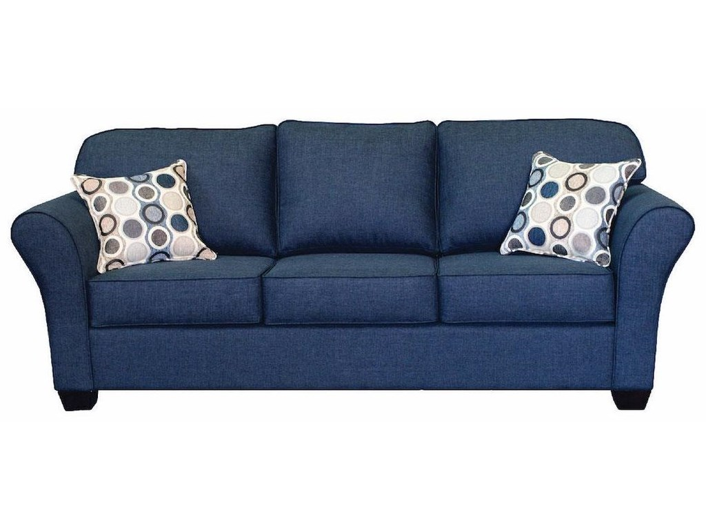 Christopher Robbins Allen3 Cushion Sofa