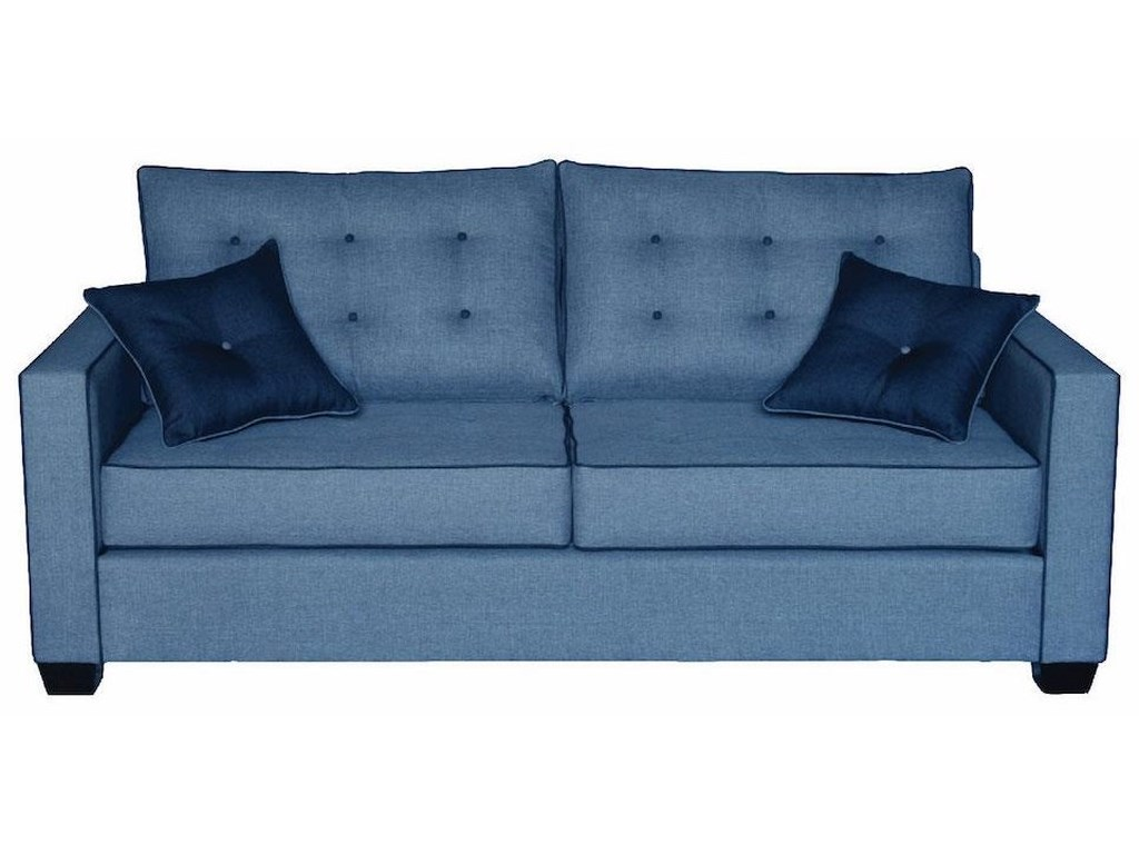 Christopher Robbins Claire2 Cushion Sofa