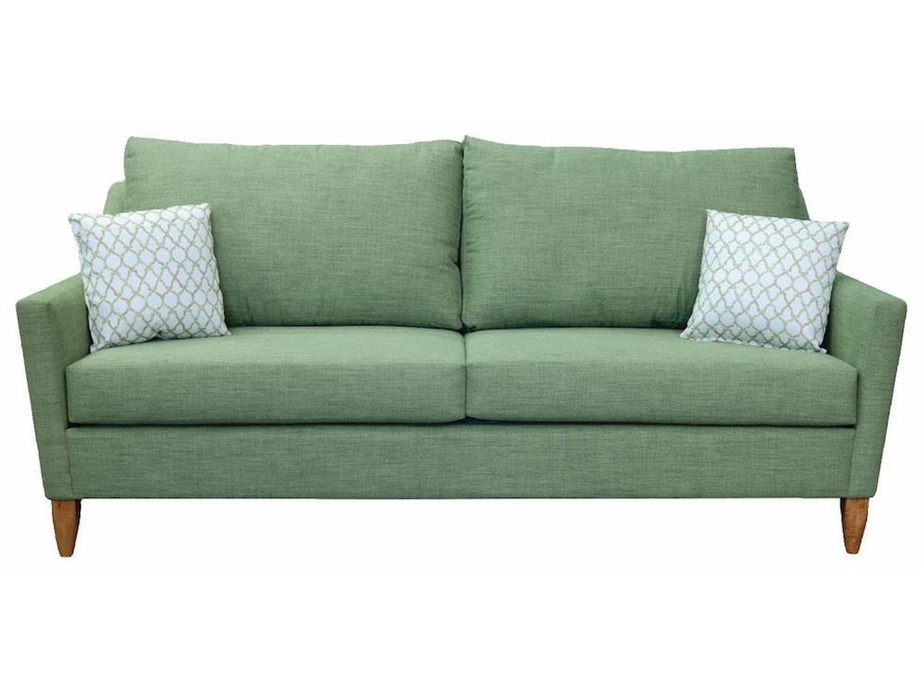 Christopher Robbins Elle2 Cushion Sofa