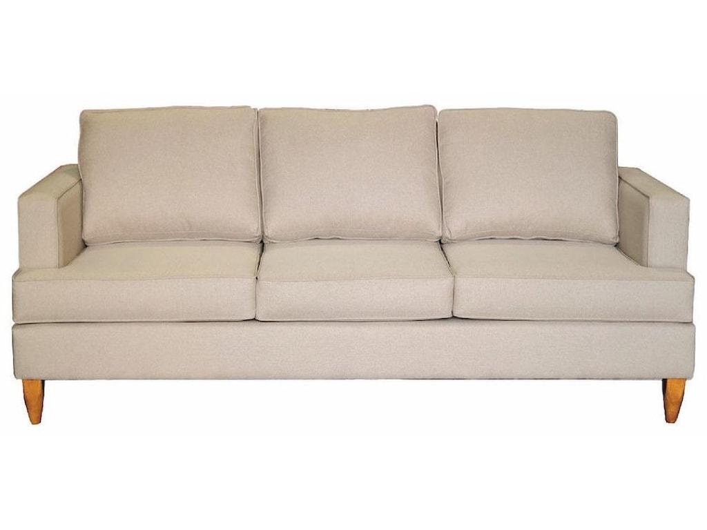 Christopher Robbins Grace3 Cushion Sofa