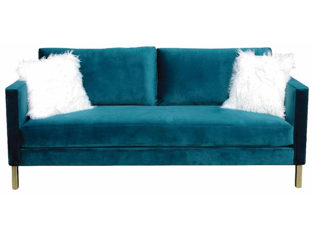 Christopher Robbins HaleyBench Seat Sofa