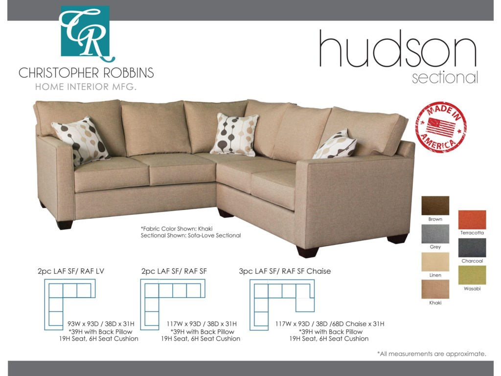 Christopher Robbins Hudson2 PC LAF SF/RAF LV Sectional