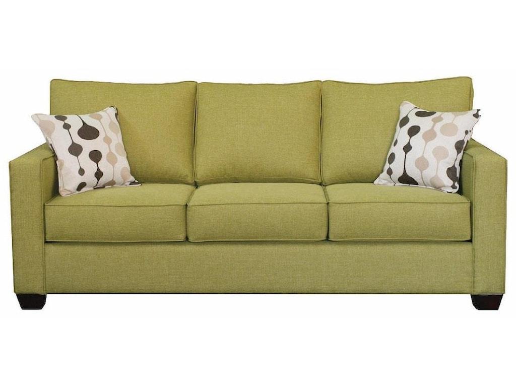 Christopher Robbins Hudson3 Cushion Sofa