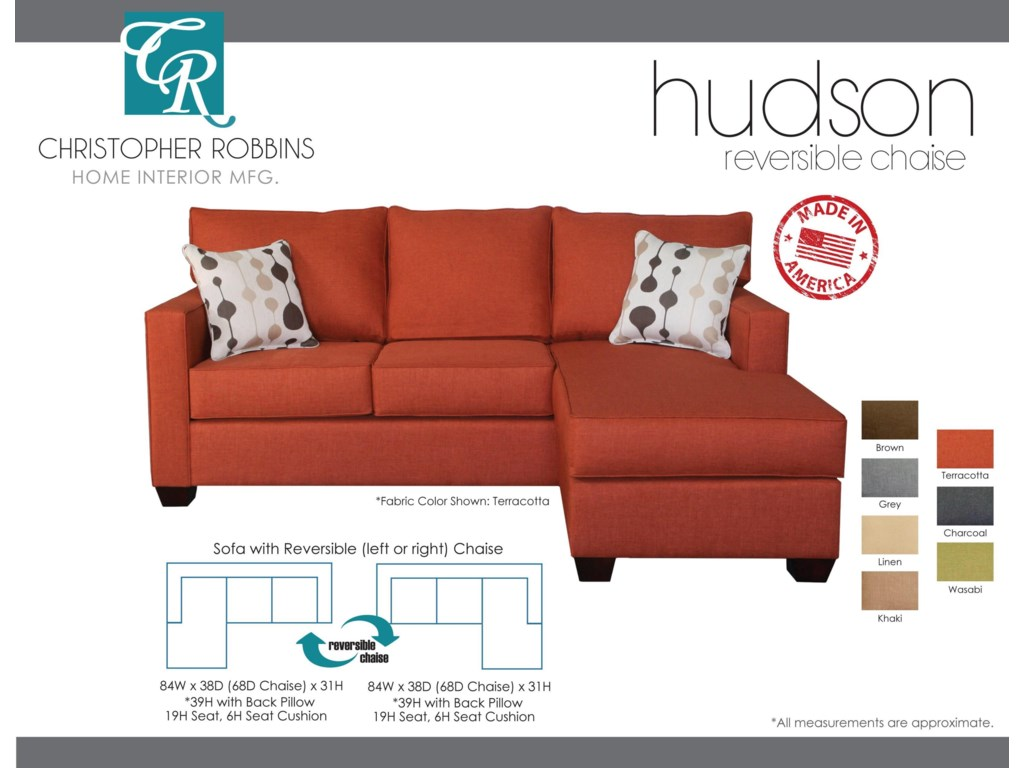 Christopher Robbins Hudson Sofa With