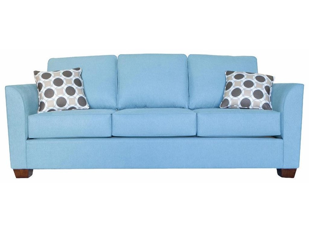 Christopher Robbins Joy3 Cushion Sofa