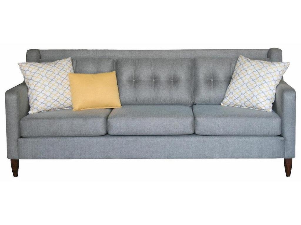 Christopher Robbins Quinn3 Cushion Sofa