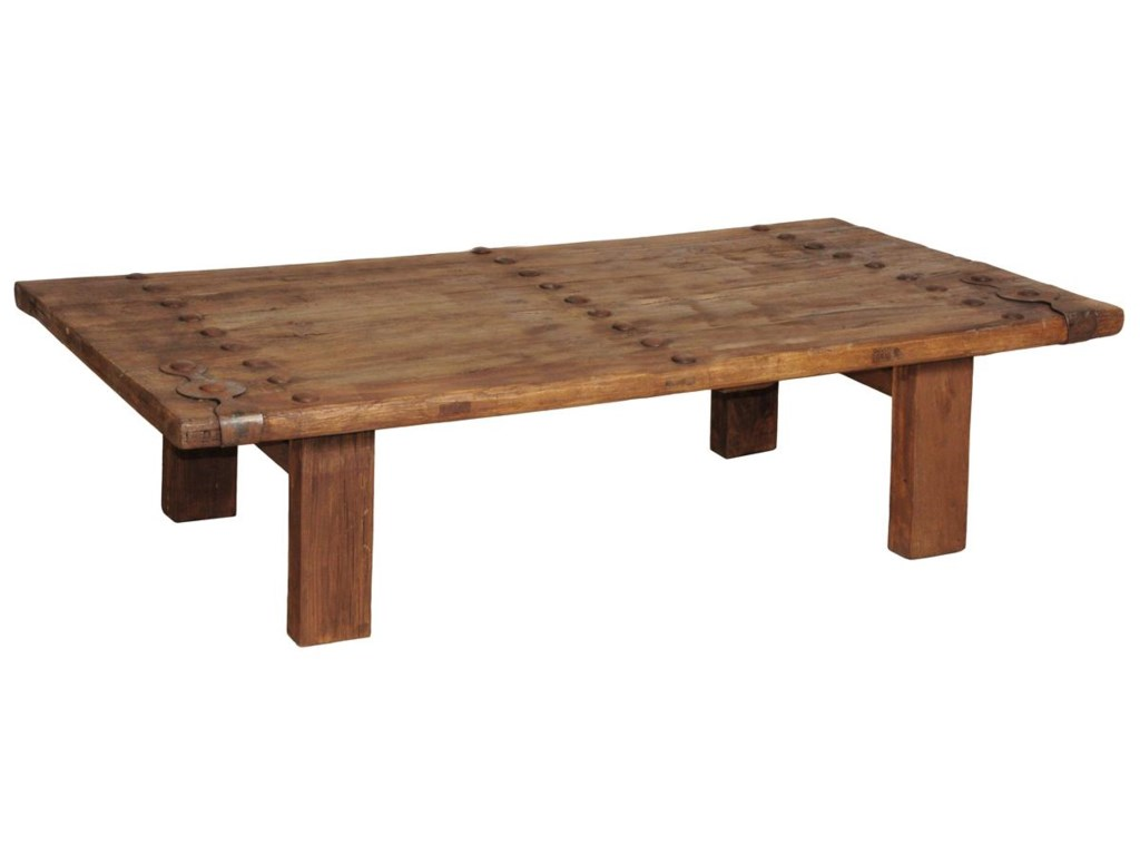 Classic Home 51003Coffee Table