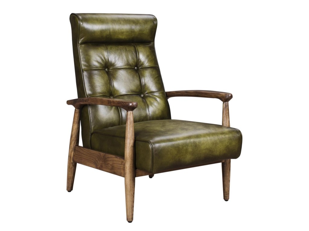 Classic Home MurphyGreen Club Chair
