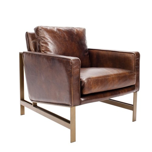 Classic Home Chazzie Club Chair