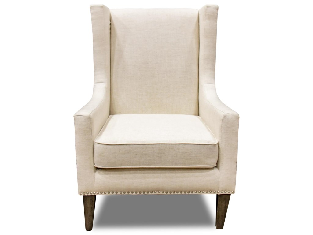 Classic Home/Villa Home Collection ErieErie Ivory Club Chair